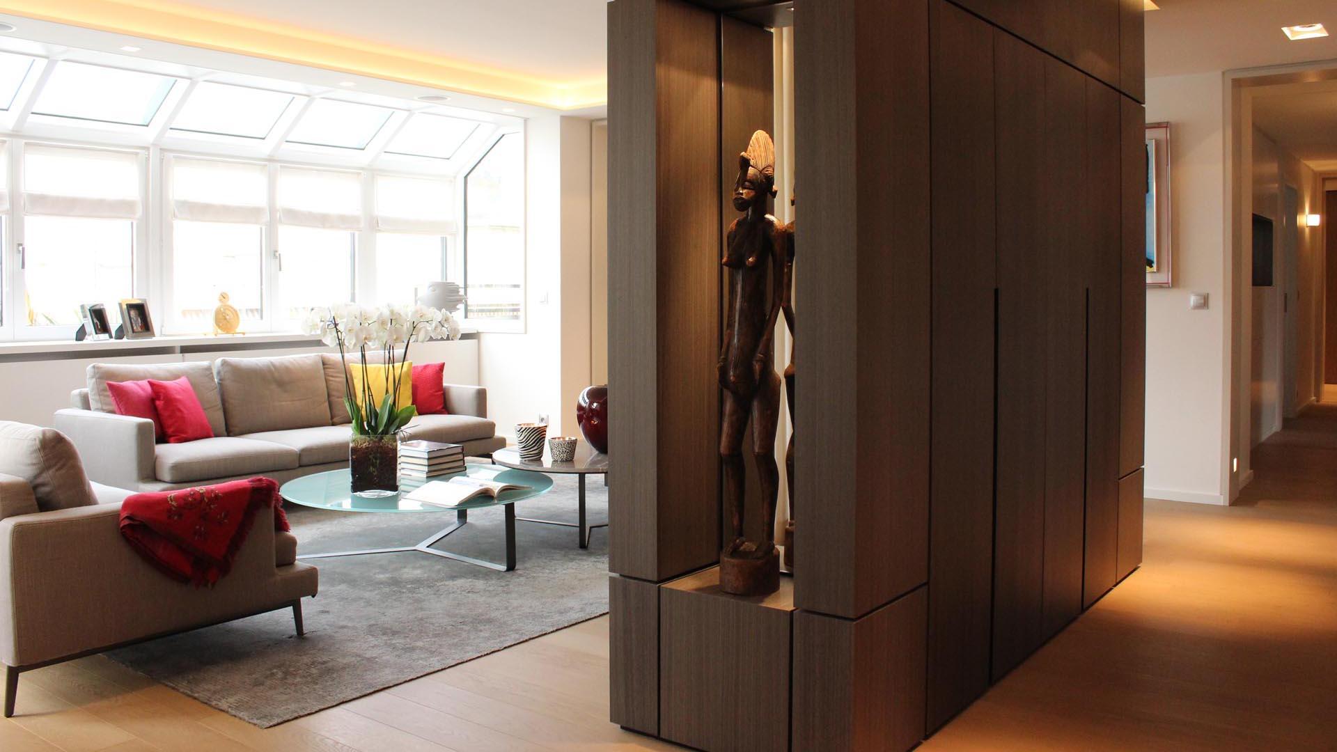 Appartement Lyon - Vue 2
