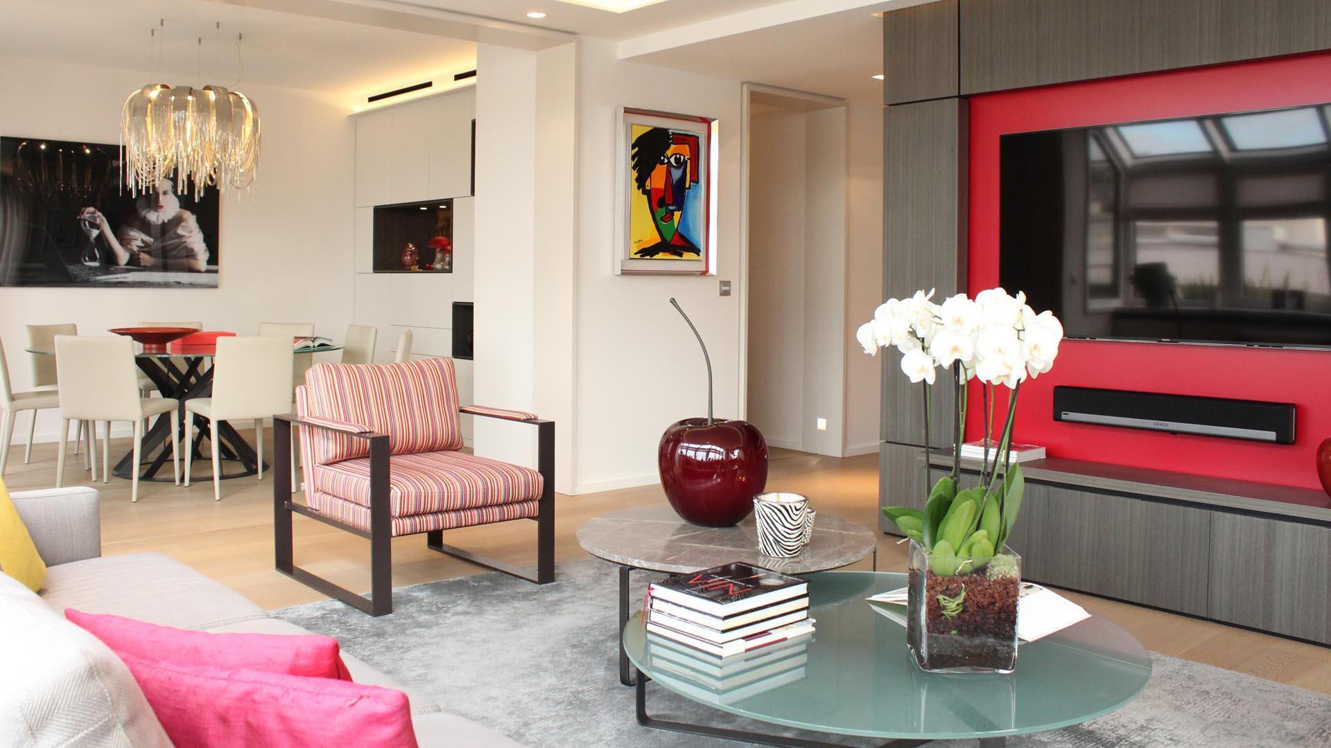 Appartement Lyon - Vue 3