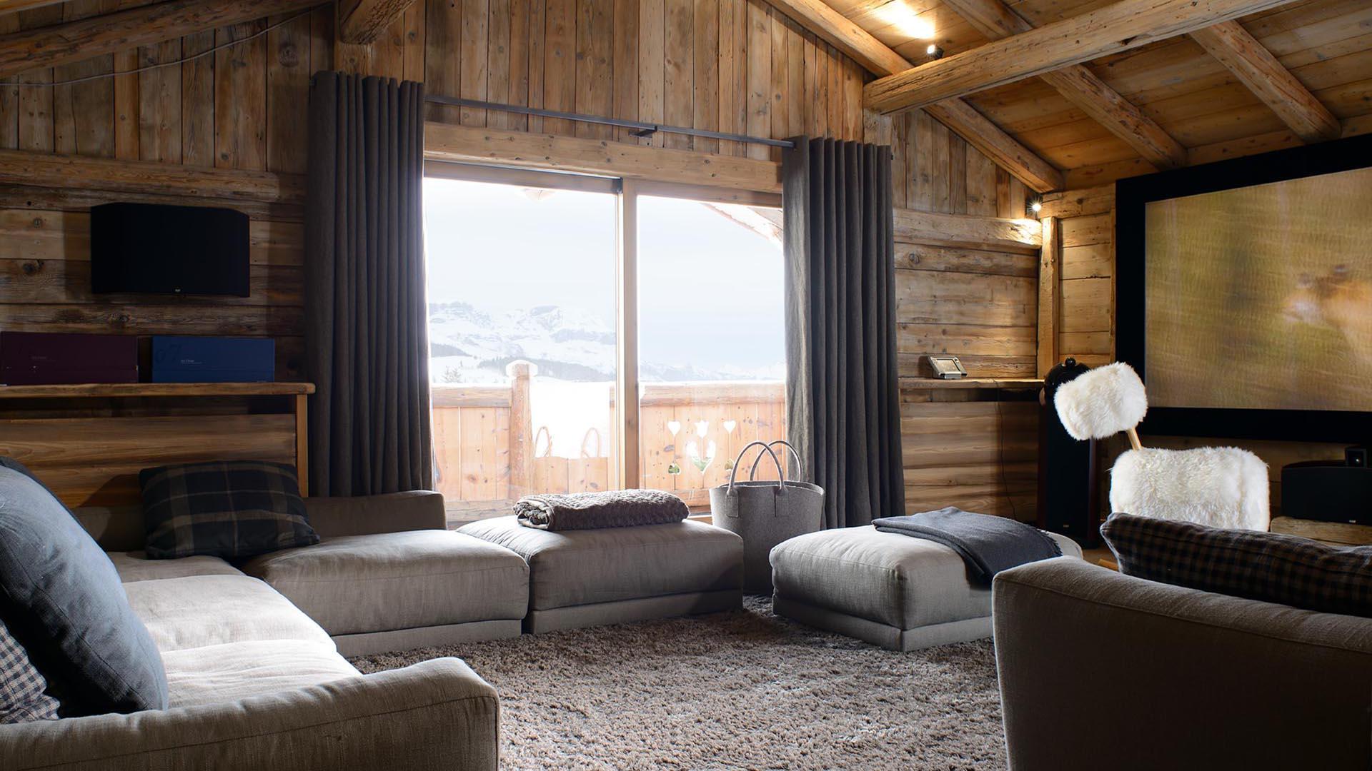 Chalet Alpes - Vue 6