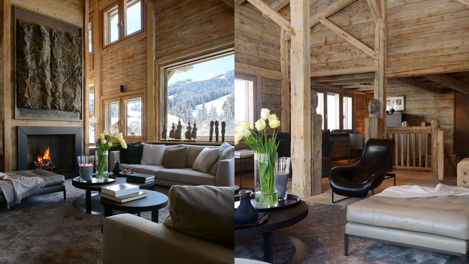 Chalet Alpes - Vue 8