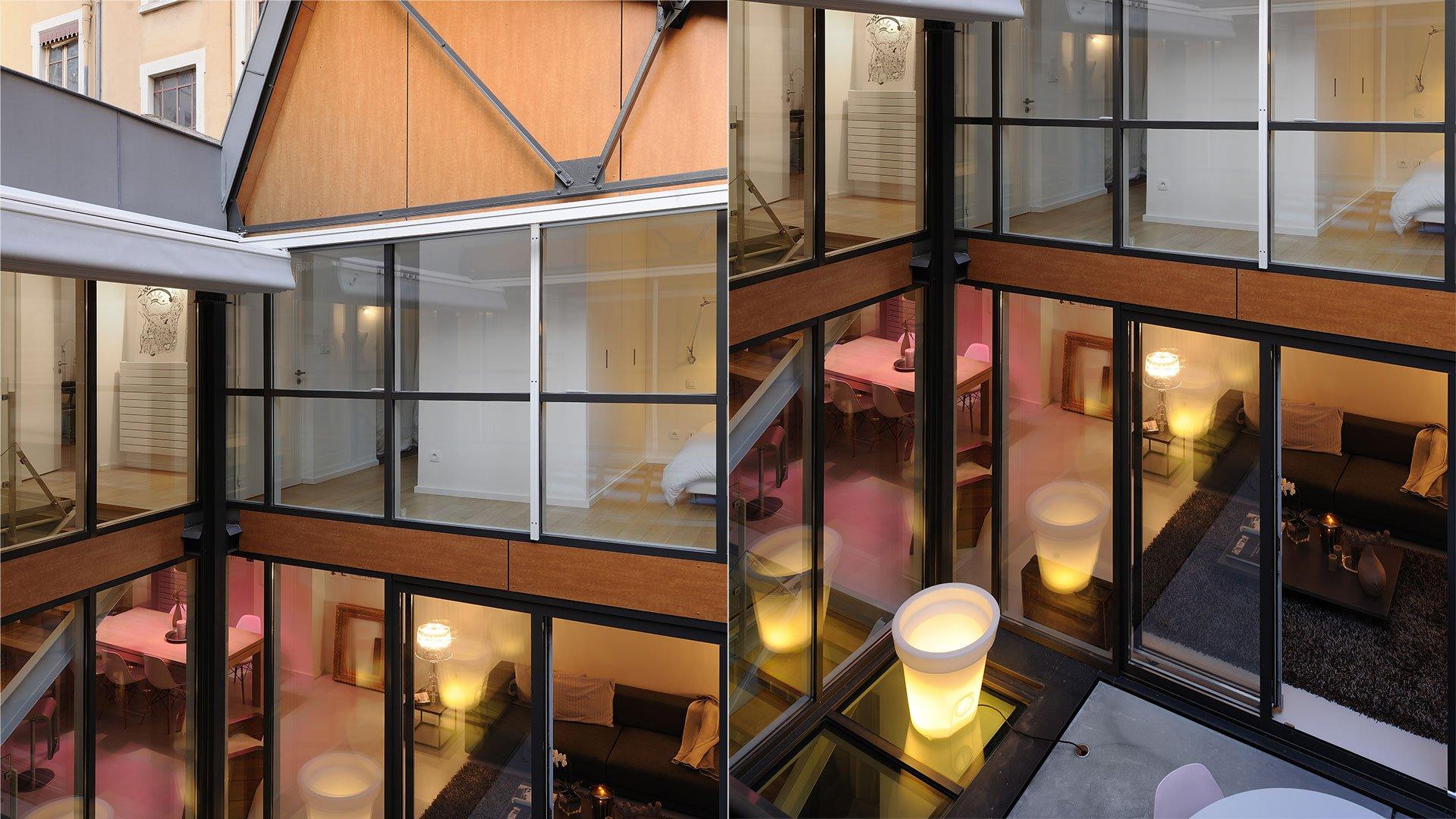 Loft Lyon - Vue 10