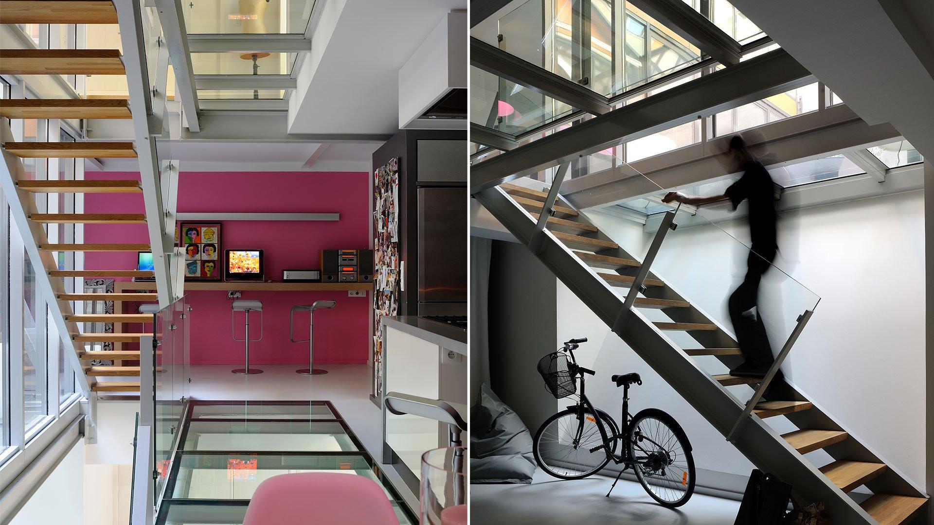 Loft Lyon - Vue 4