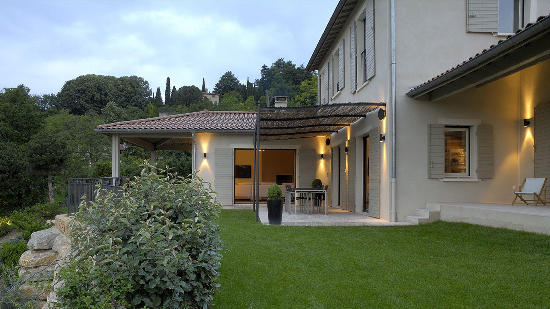Villa Mont d'Or - Vue 1