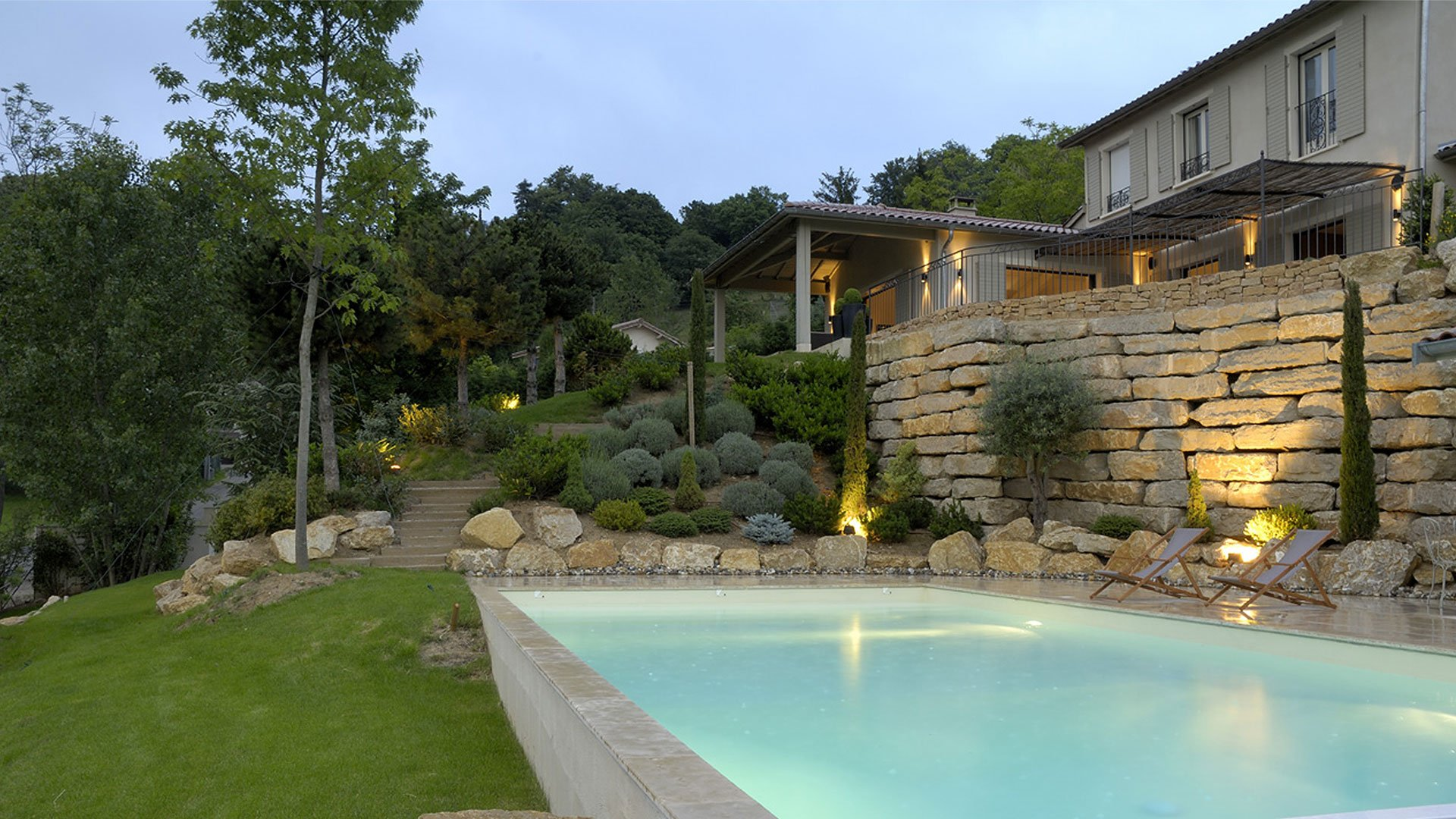 Villa Mont d'Or - Vue 10