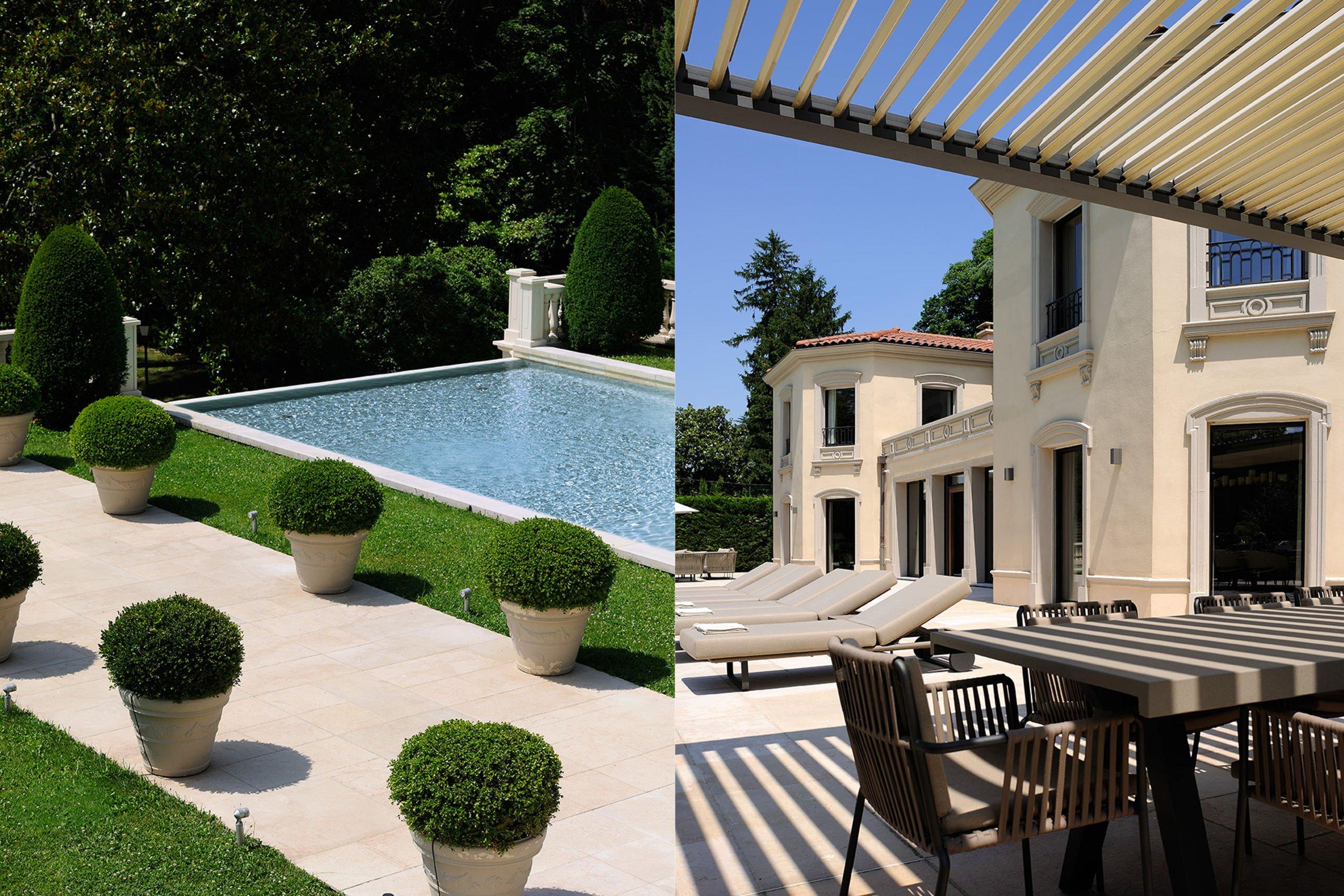 Villa Saône / Lyon / 550m2