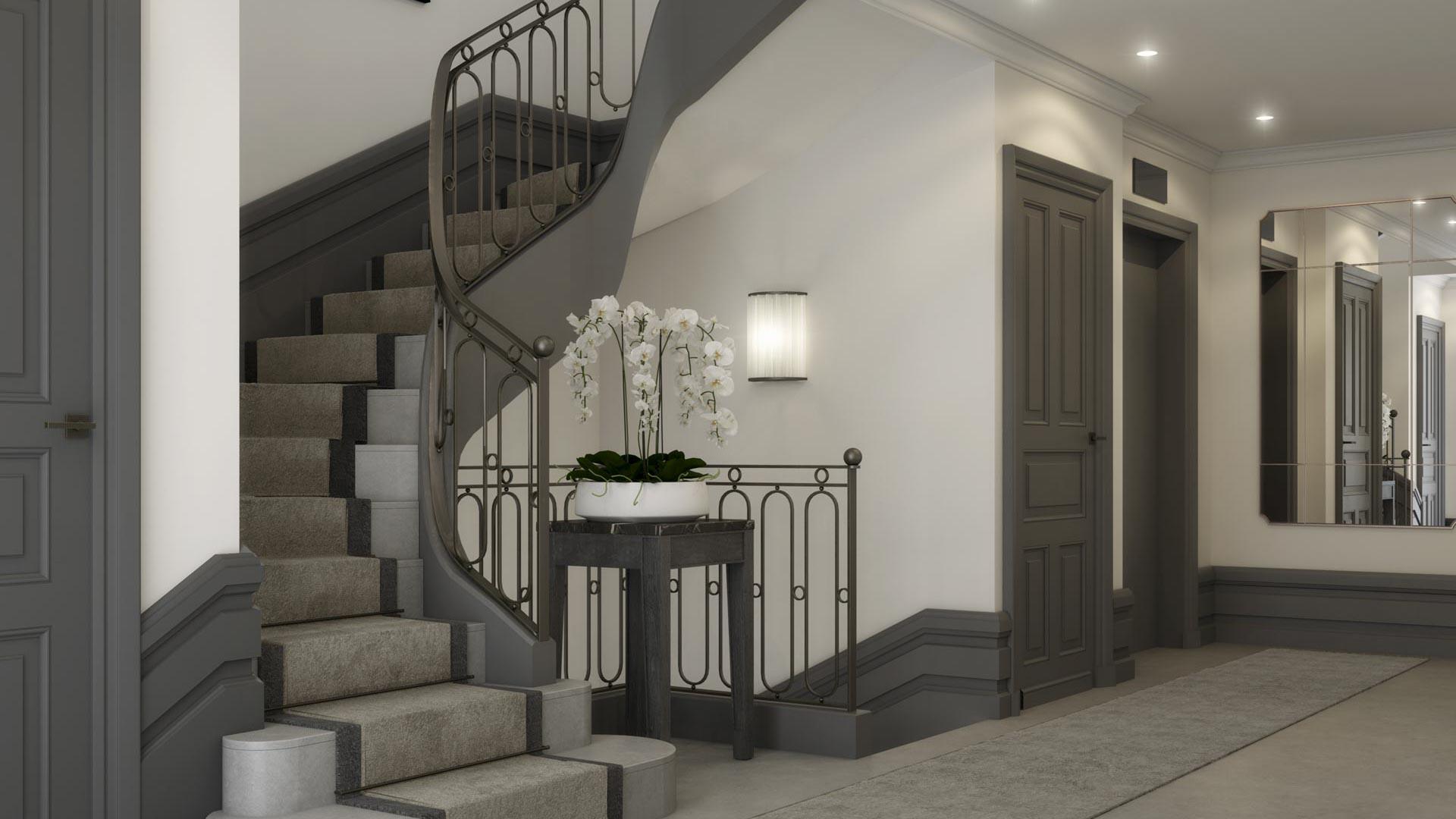 Hôtel Luxenbourg - Vue 1