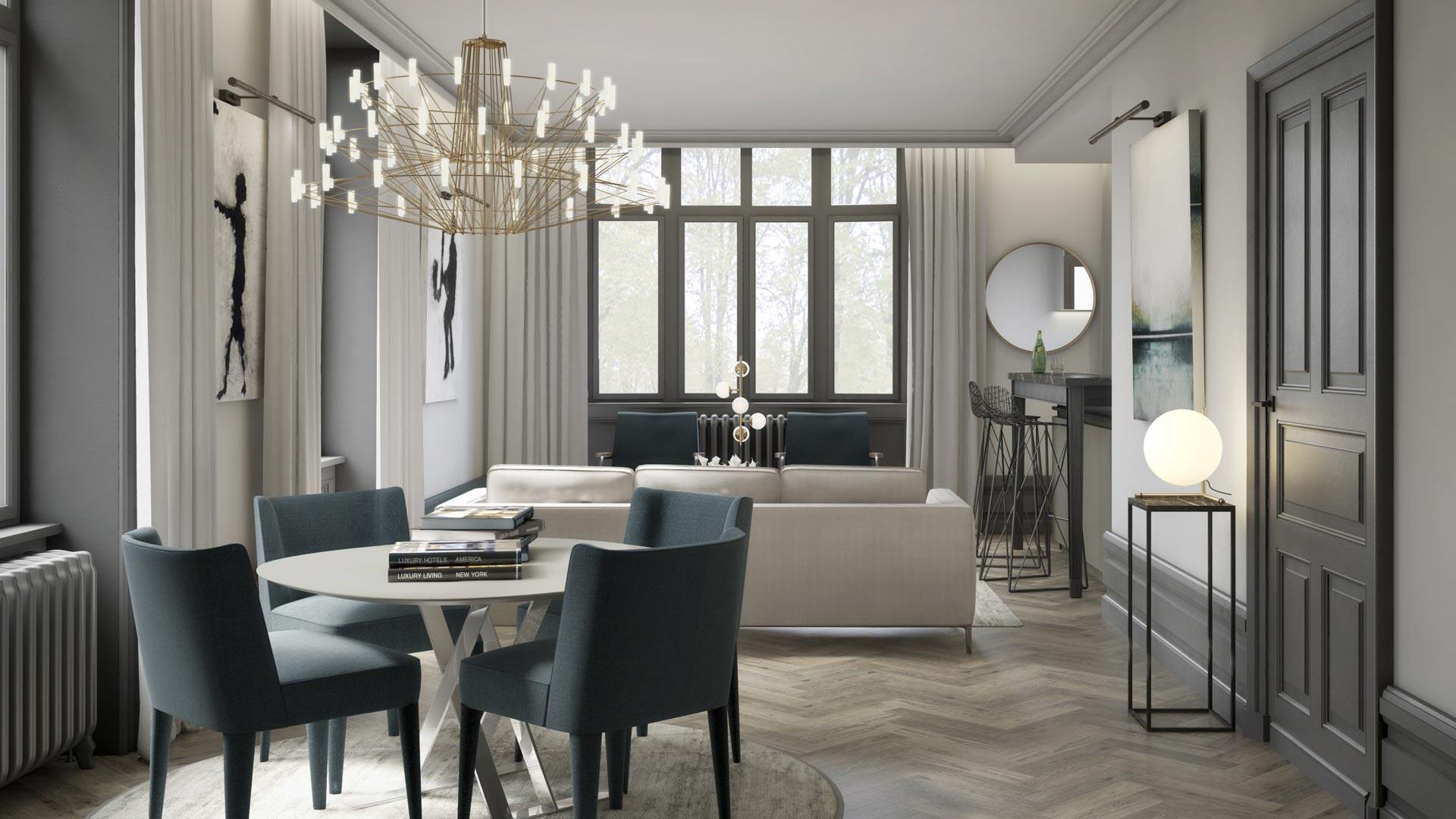 Hôtel Luxenbourg - Vue 2