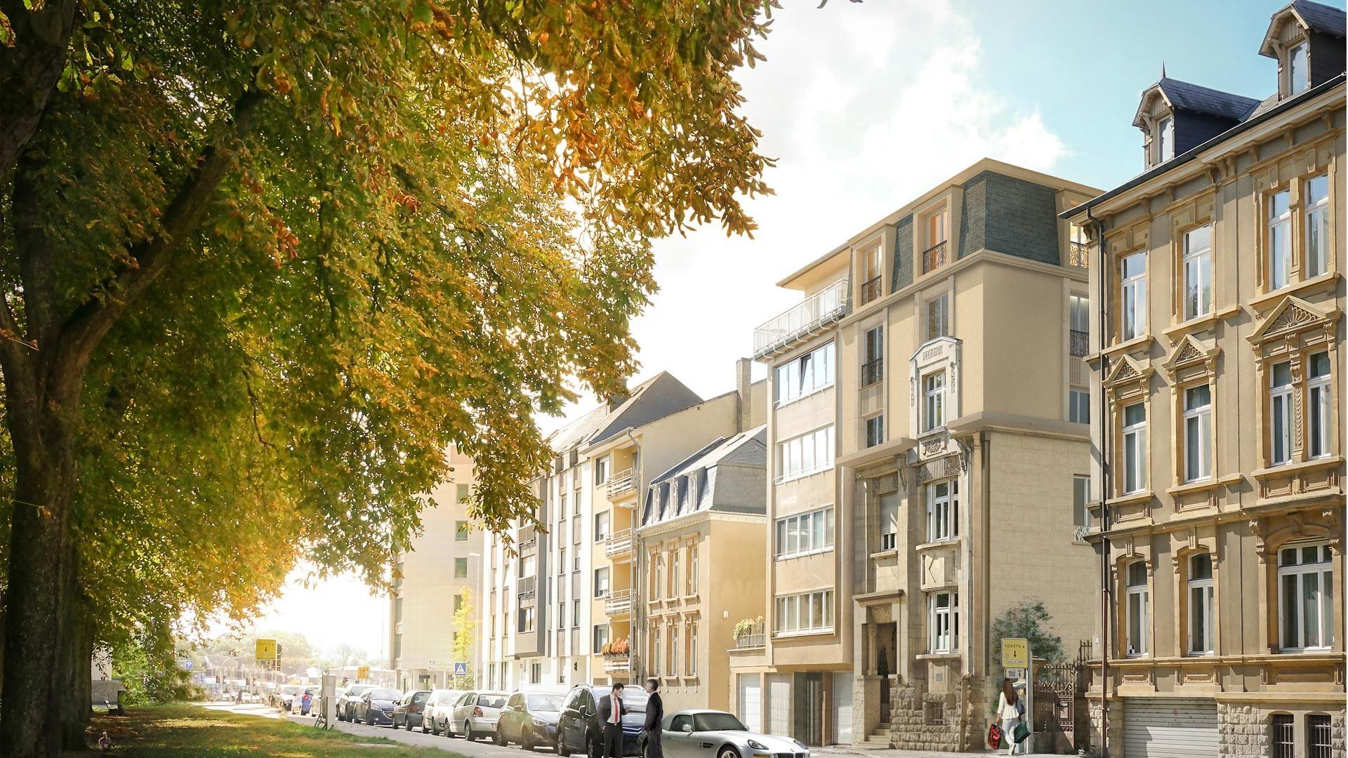 Hôtel Luxenbourg - Vue 8