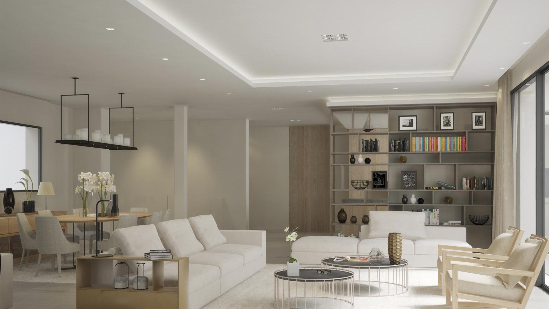 Maison contemporaine - Vue 2