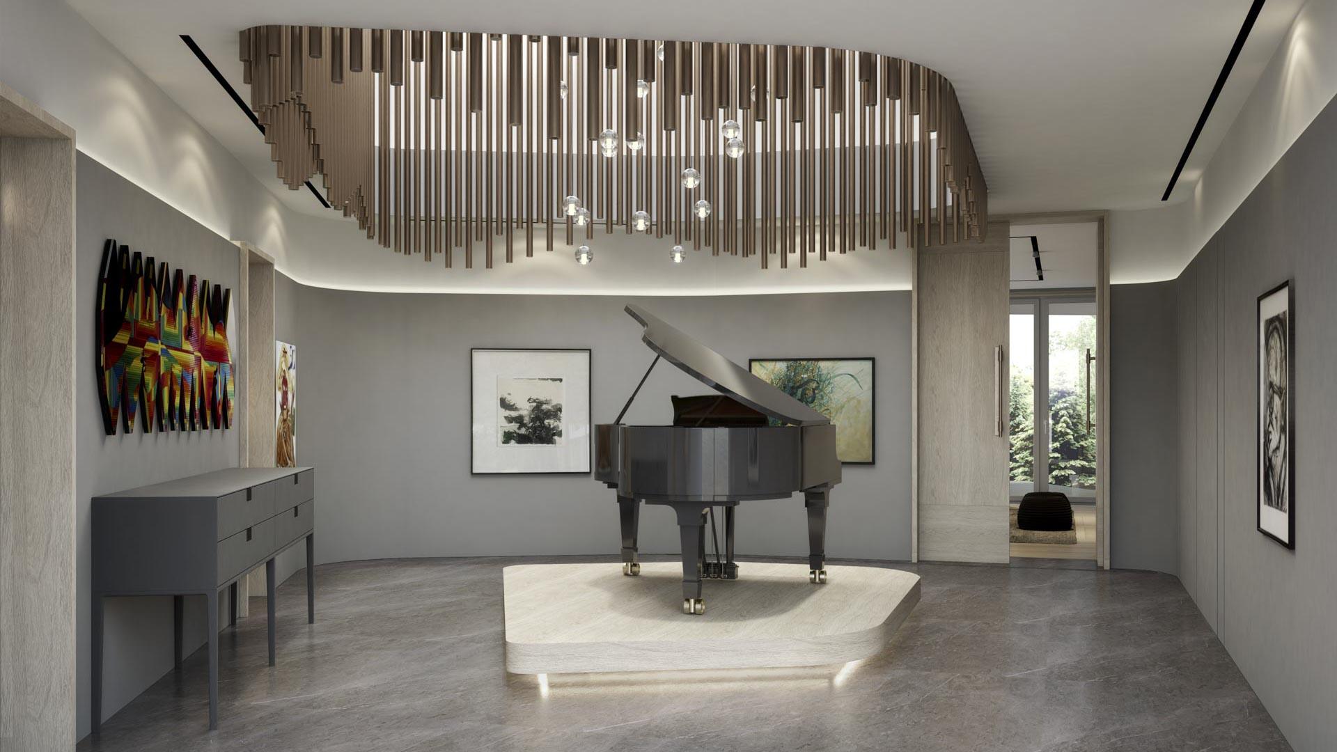 Villa Suisse - Vue 1