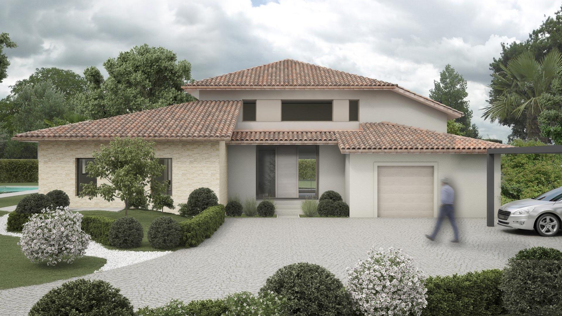 Villa Est Lyonnais - Vue 11