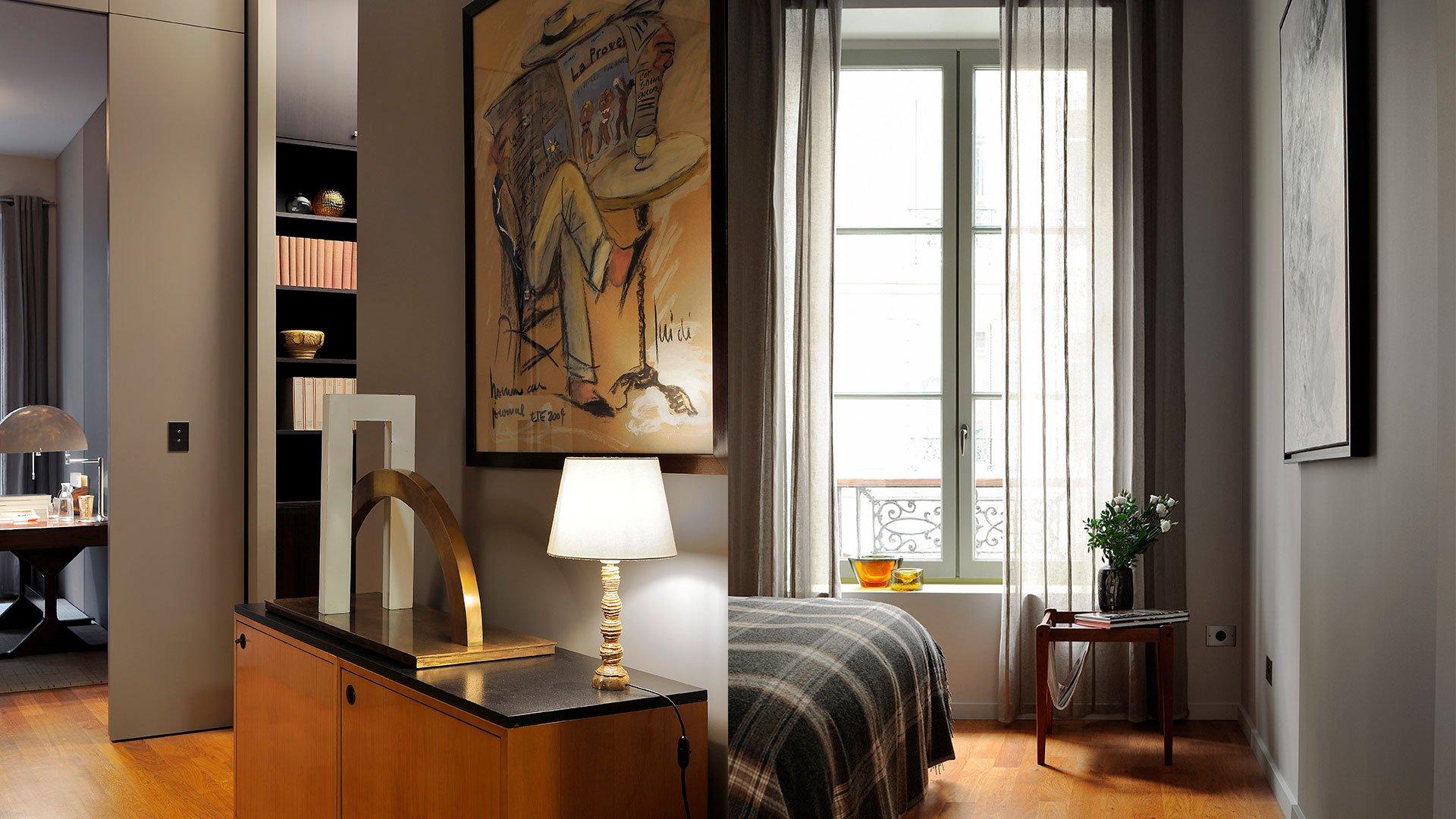 Appartement Art Deco / Lyon / 120m²