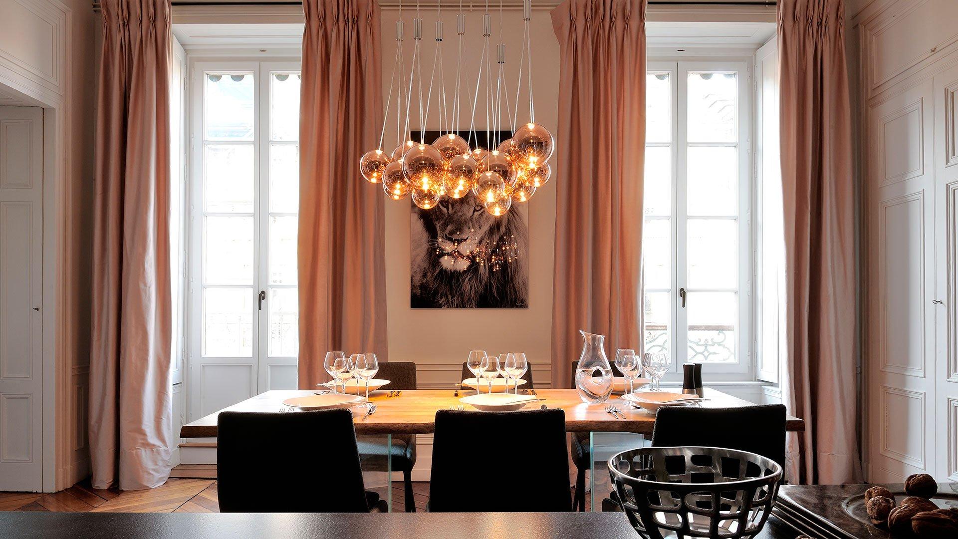 Appartement Foch / Lyon / 160m²